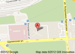 Военный госпиталь ФСБ РФ (Терапевтическое отделение)