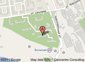 Больница № 68 Москва